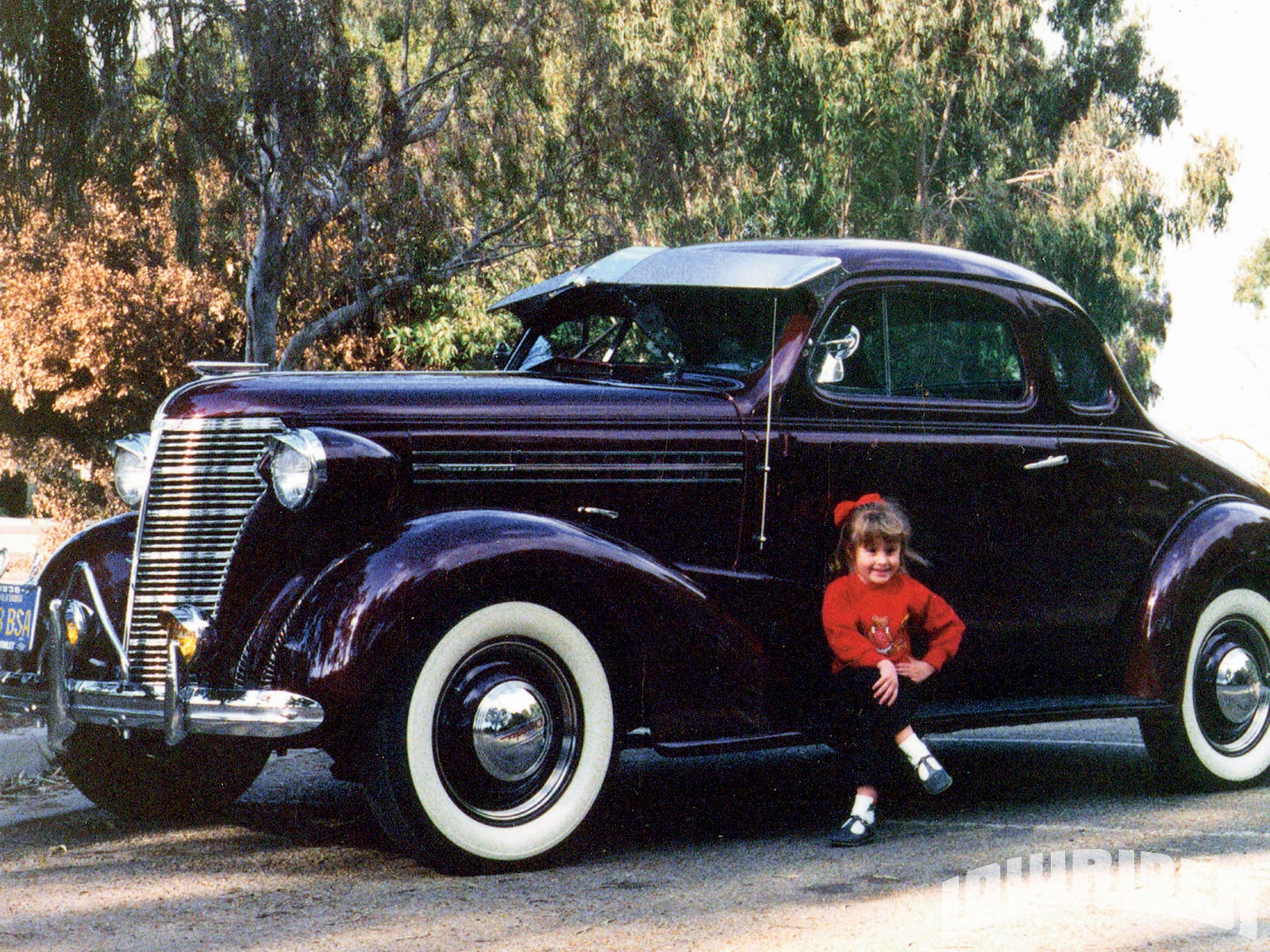 Lowrider Rims And Tires >> 1938 Chevrolet Master Deluxe Coupe - Lowrider Magazine