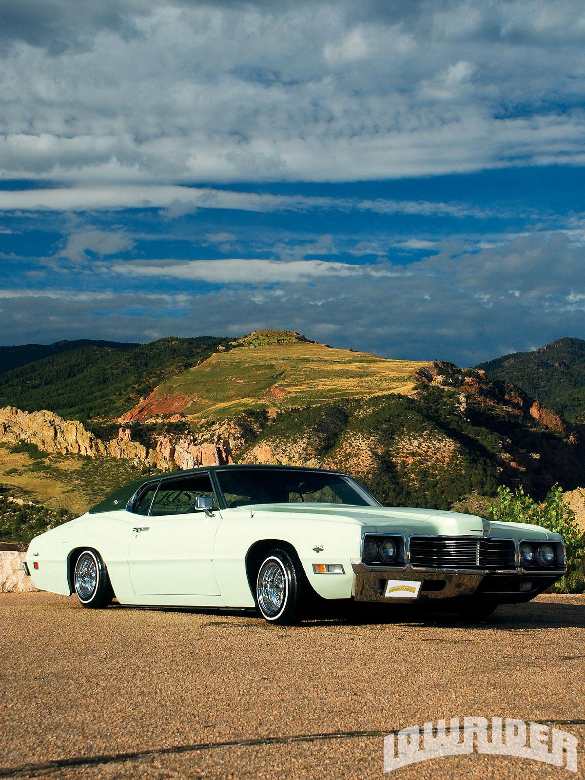 1971 Ford Thunderbird Lowrider Magazine