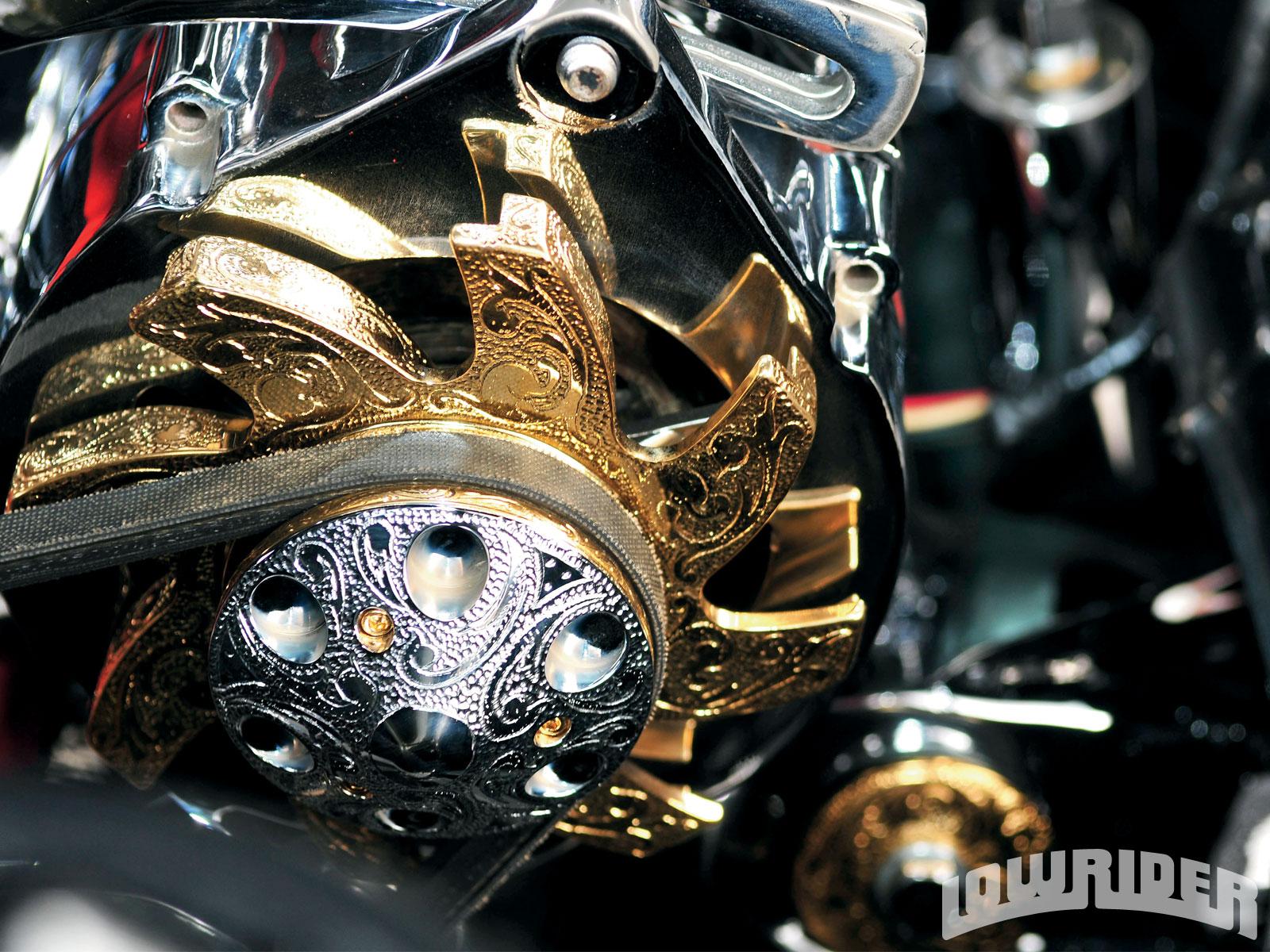 David Renteria Master Engraver Lowrider Magazine
