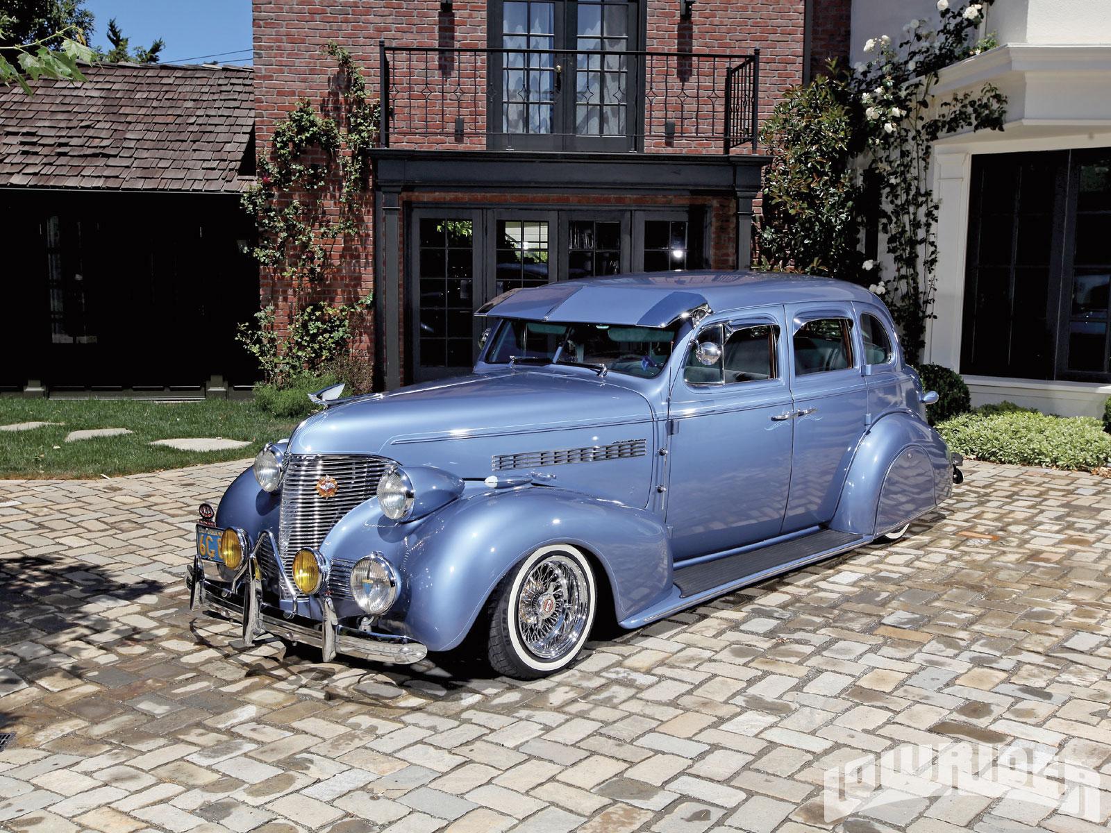 1939 Chevrolet Master Deluxe - Lowrider Magazine