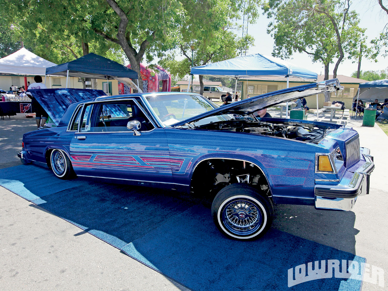 Nd Annual Majestics Of Delano Car Show Lowrider Magazine - Lowrider car show los angeles 2018