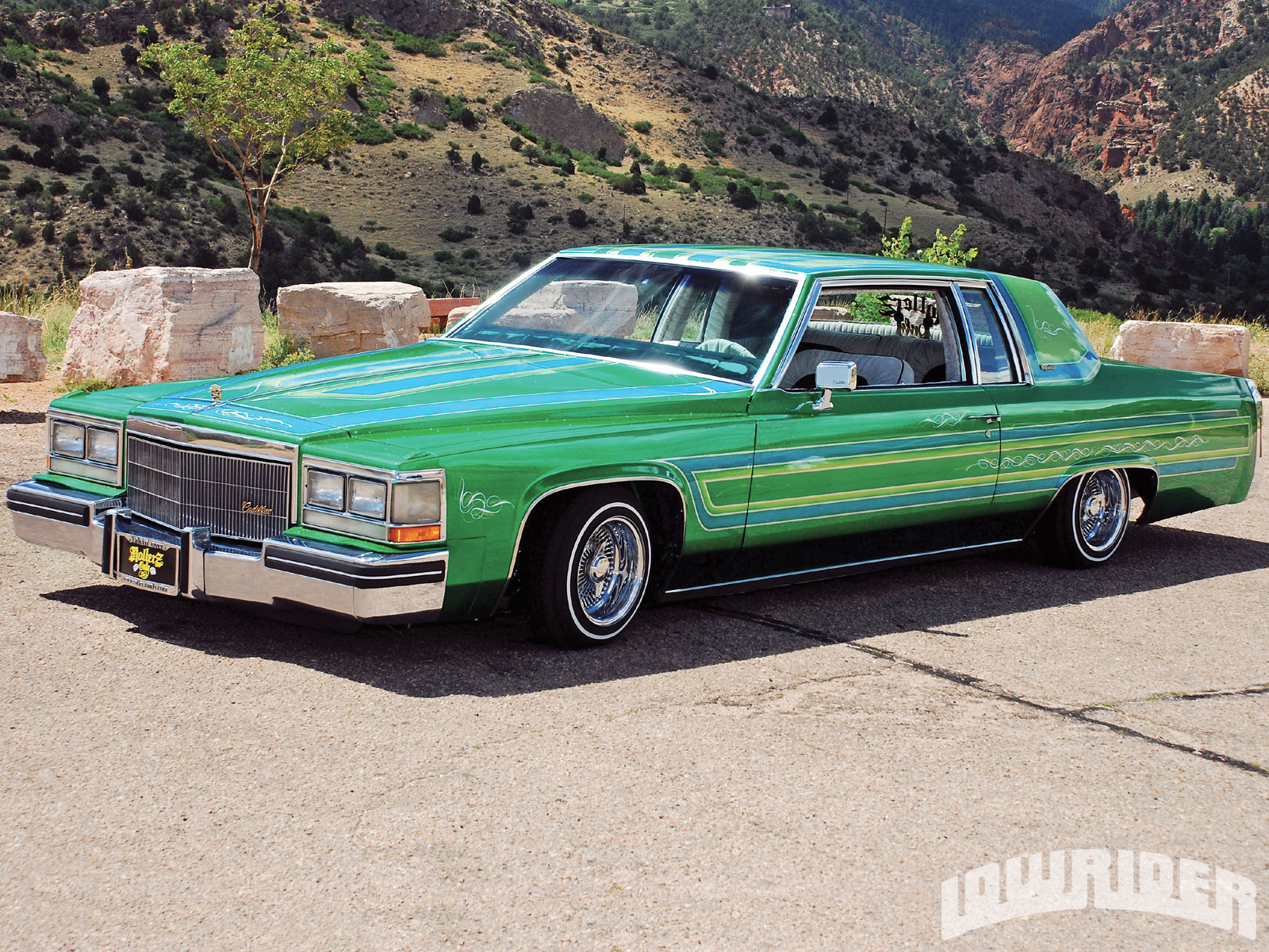 1984 Cadillac Coupe DeVille - Lowrider Magazine