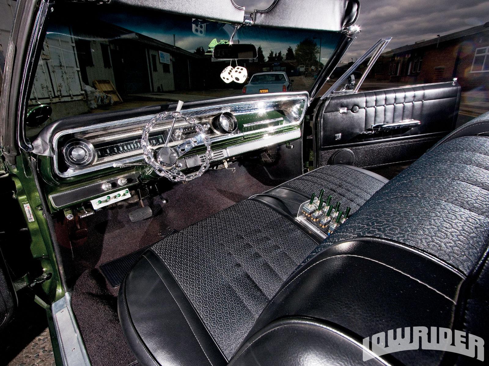1967 Chevy Impala Interior Kit