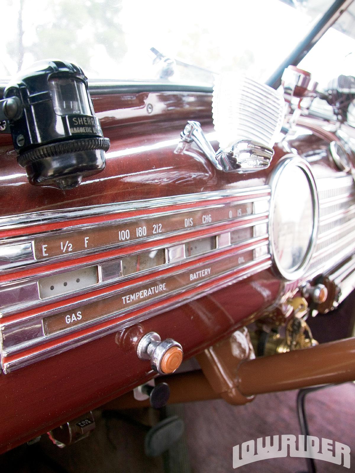 Lrmp O Chevrolet Bomb Dashboard