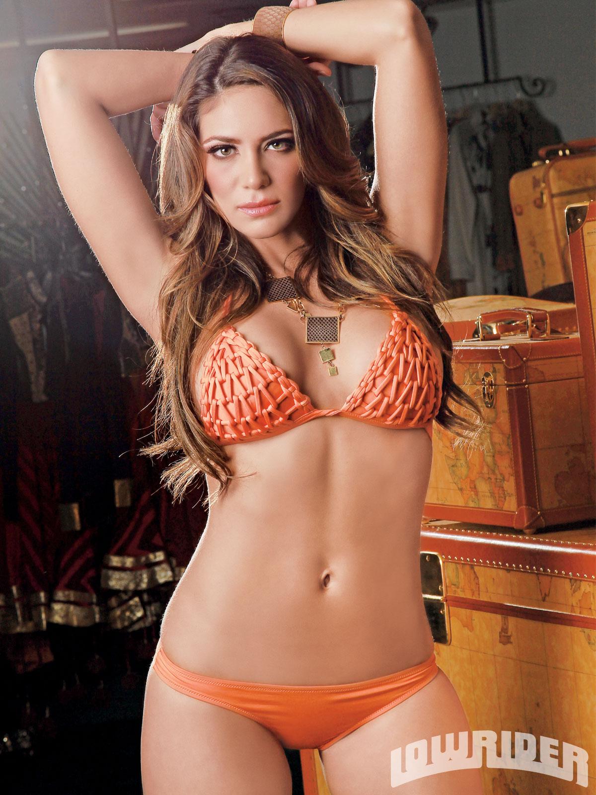 Melany Lowrider Girls Model Lowrider Girls Magazine