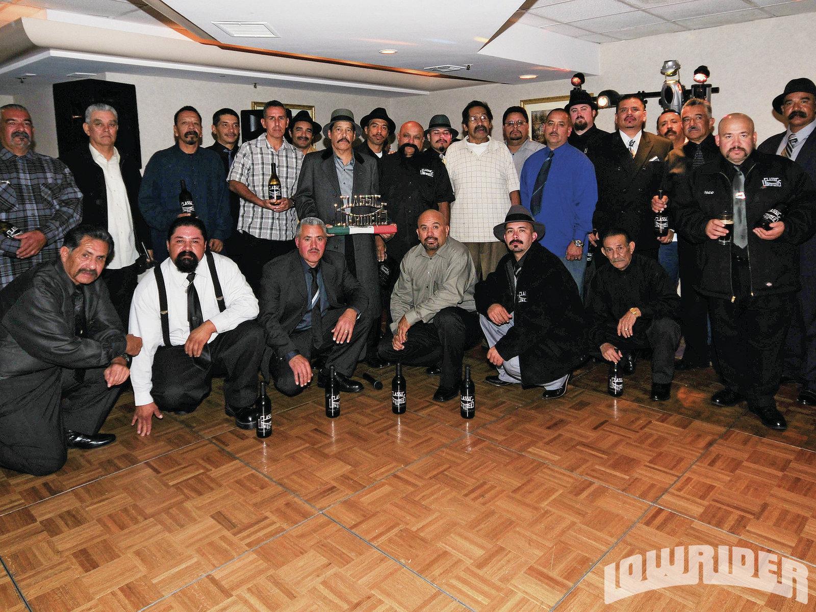 classic lowriders car club 30th anniversary