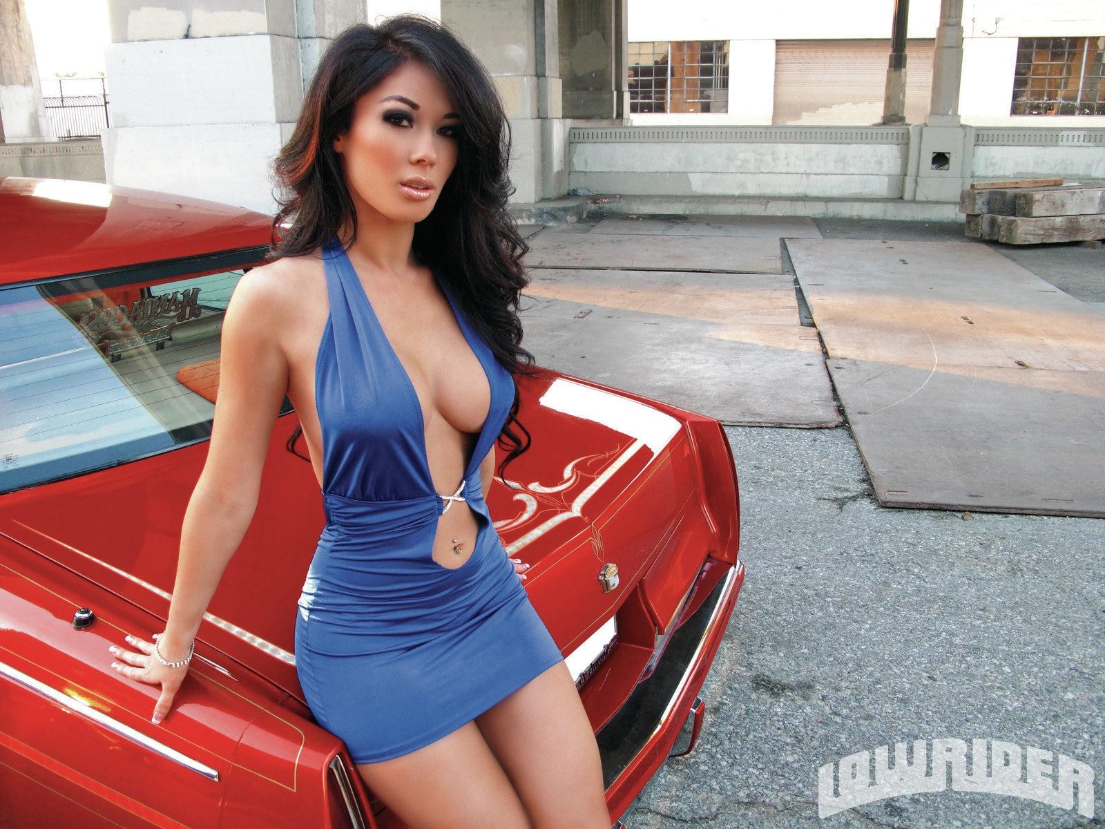 Maya Lowrider Girls Model Lowrider Girls Magazine