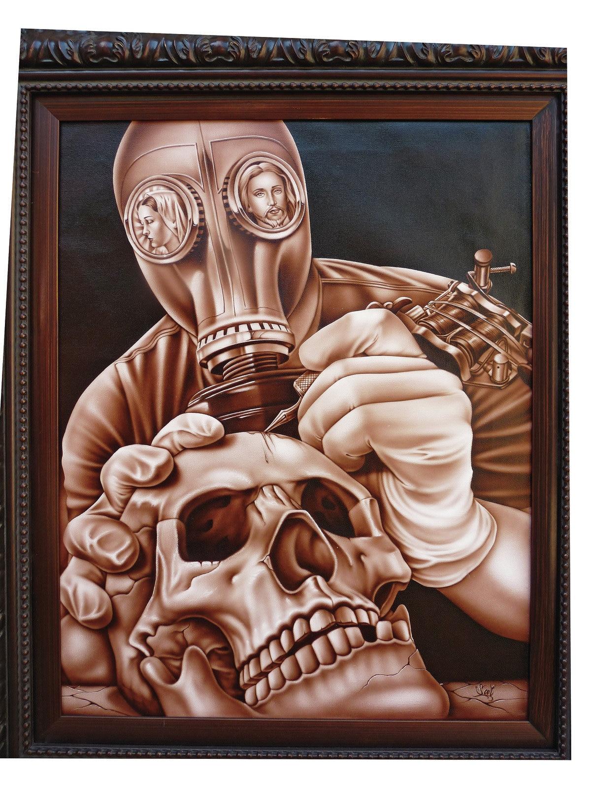 Sal Elias - Featured Artist - Lowrider Arte Magazine