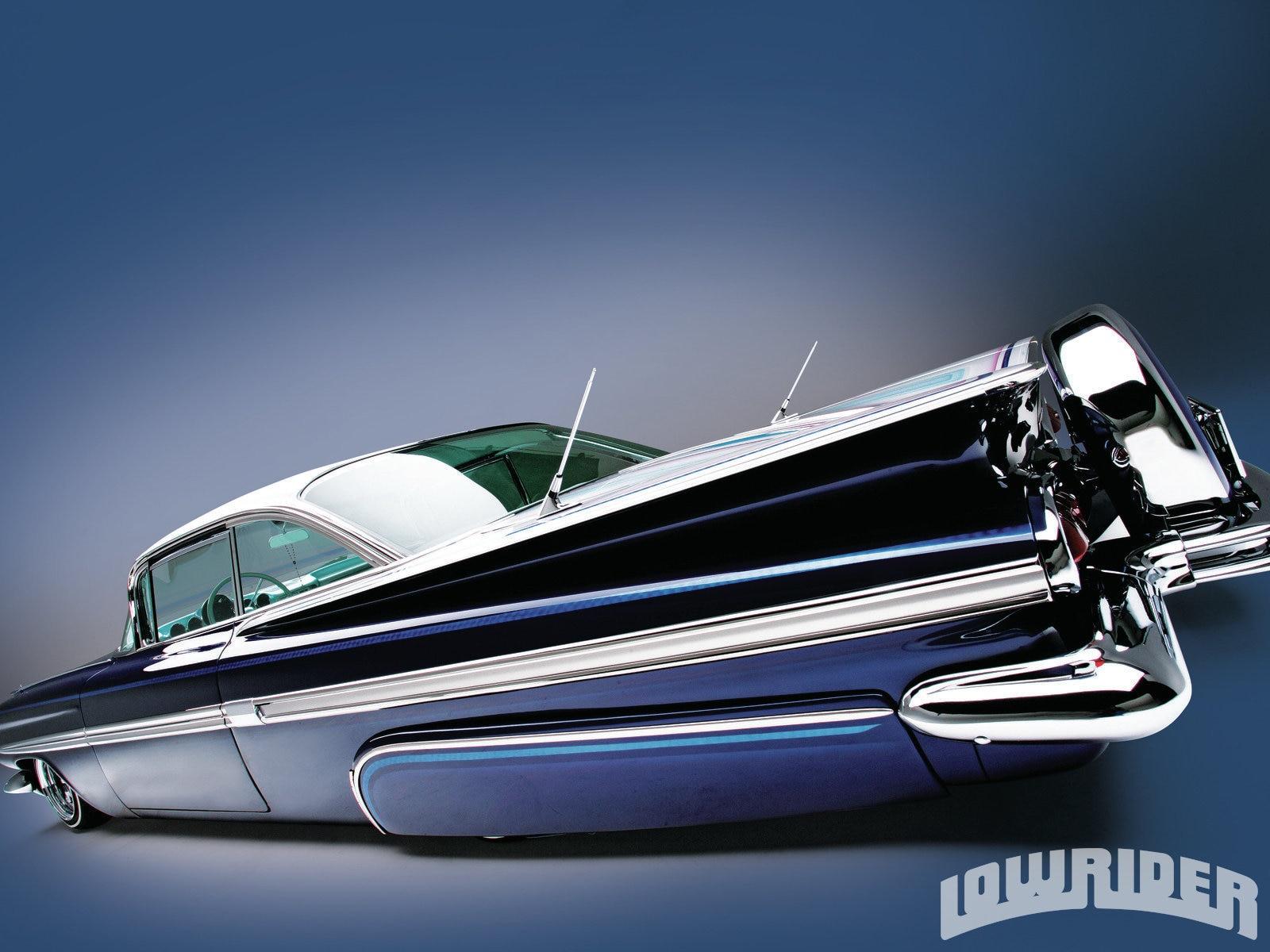 1959 Chevrolet Impala - Lowrider Magazine