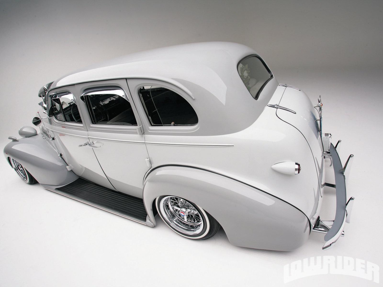1939 Chevrolet Master Deluxe Lowrider Magazine