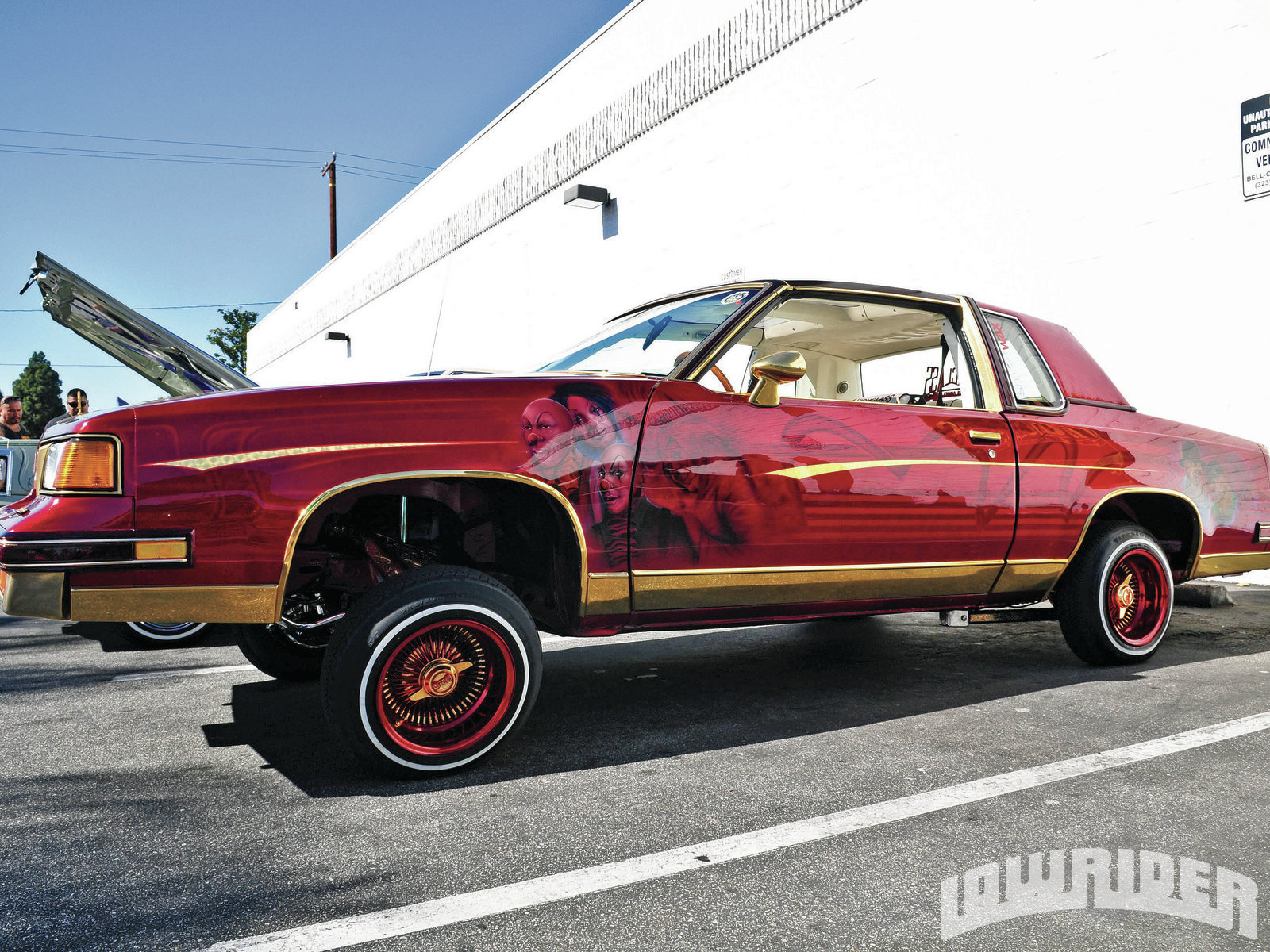 Maniacos Car Club Toy Drive - Bell, California - Lowrider ...