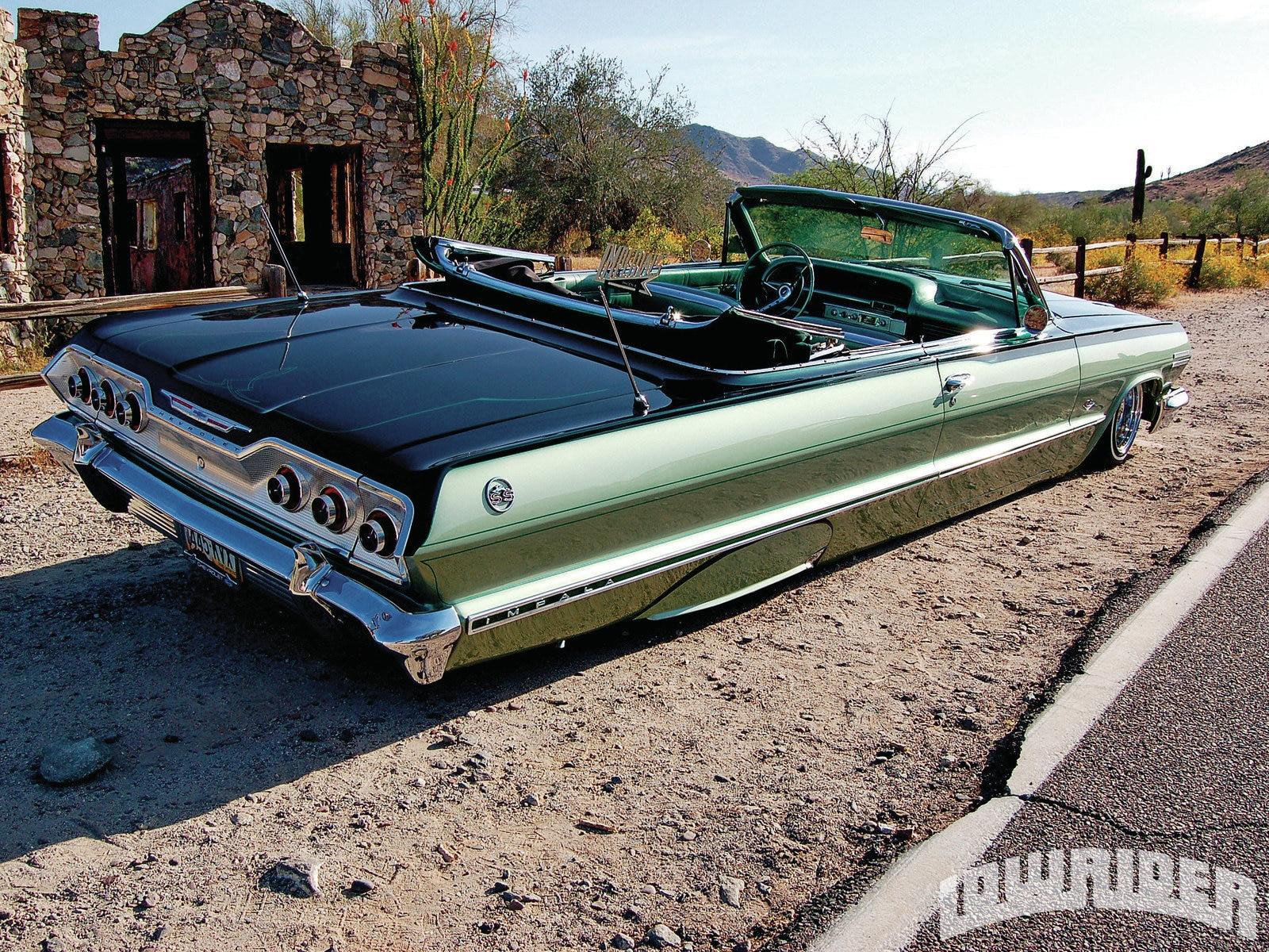 1963 Chevrolet Impala SS - Lowrider Magazine