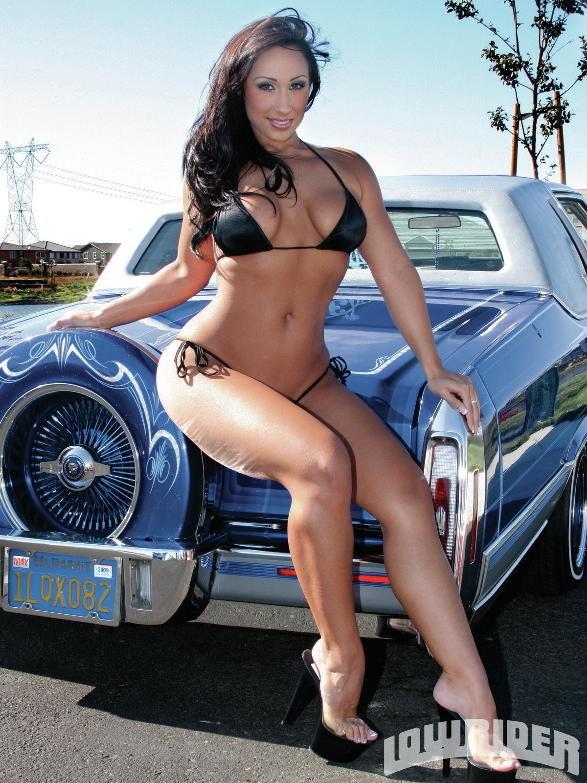 Show Low Ford >> Beauties On The Block - July 2011 - Lowrider Girls Magazine