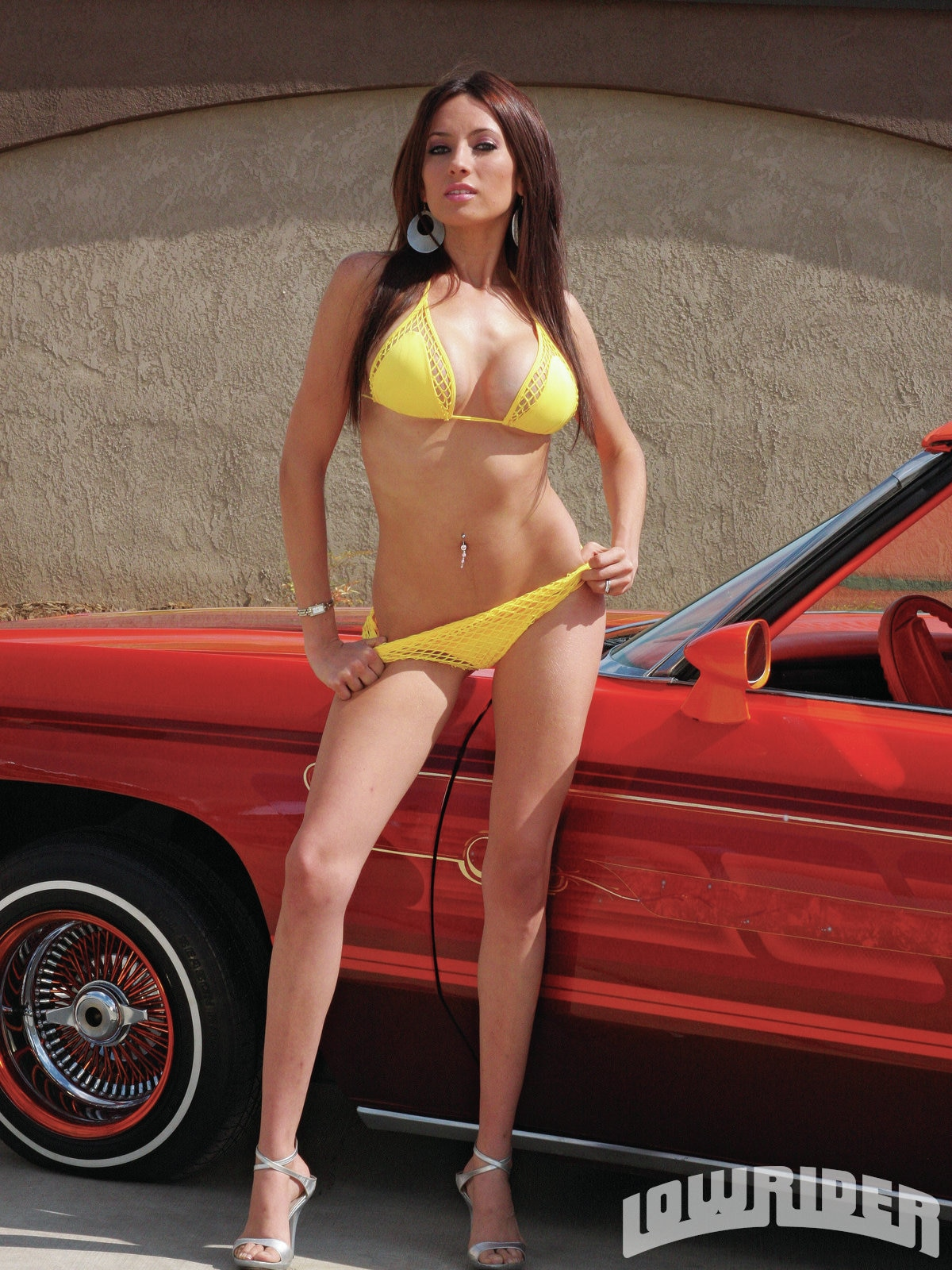 All Star Chevrolet >> Beauties On The Block - July 2011 - Lowrider Girls Magazine