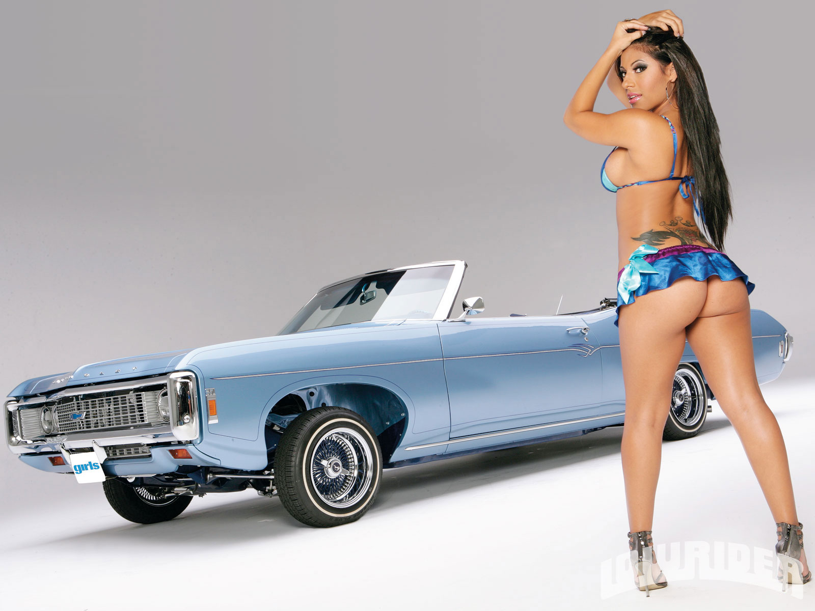 Can defined? Lowrider with naked graphics opinion