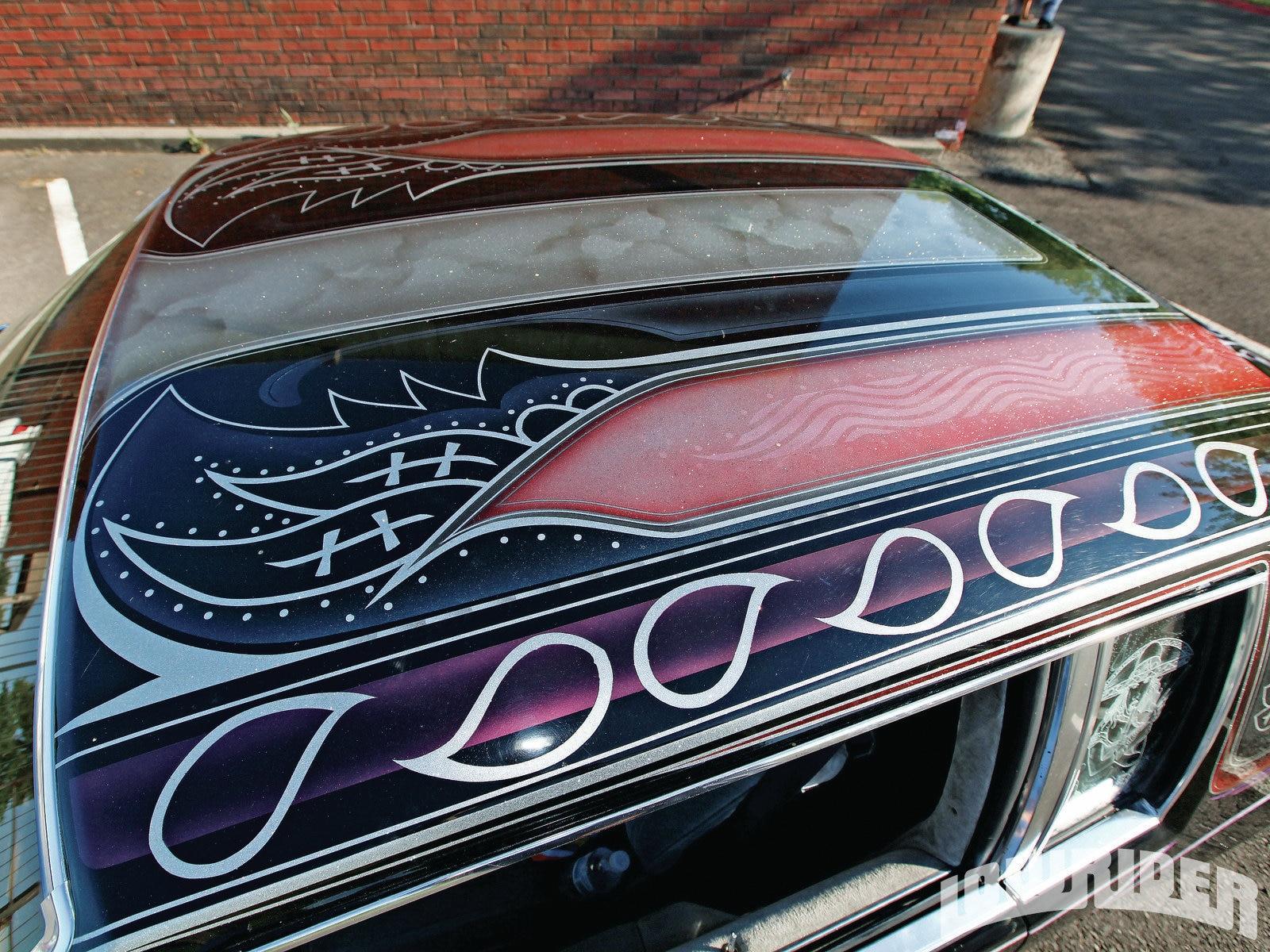 Custom Paint Lowrider: 1959 Chevrolet Impala