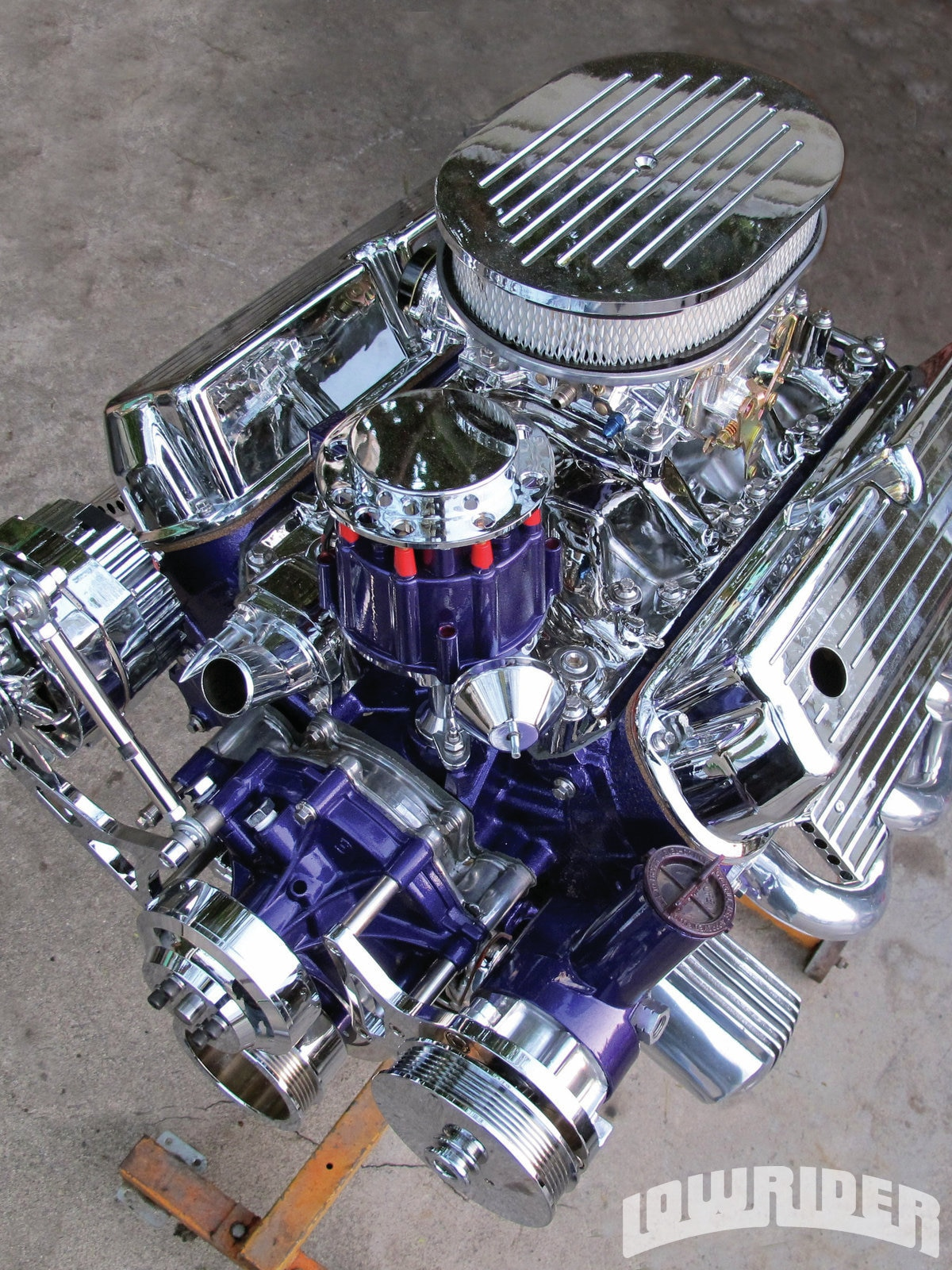 Ford Mustang Engine >> Ford 351 Windsor - Small-Block Build Up - Lowrider Magazine