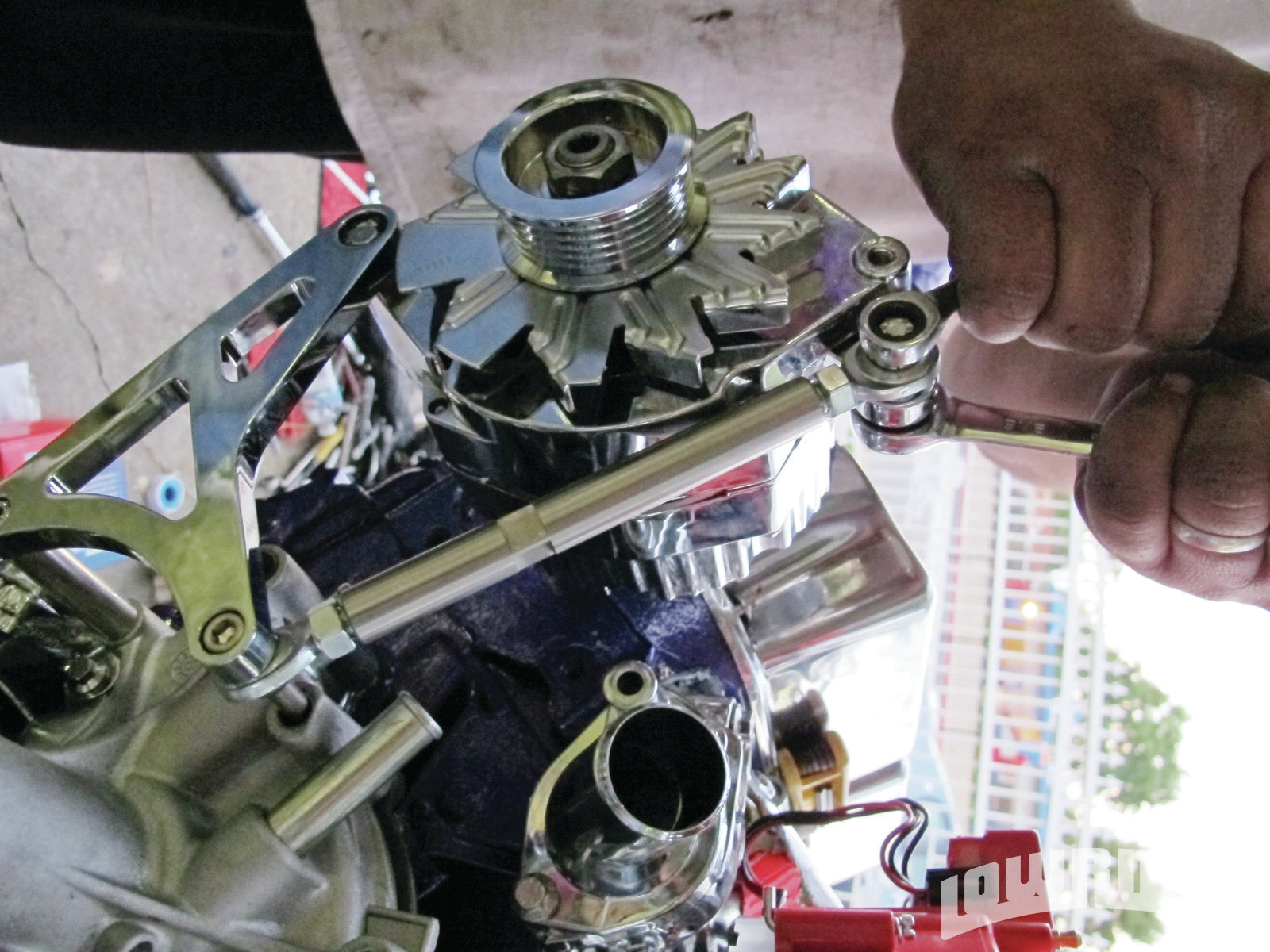 Ford 351 Windsor - Small-block Build Up