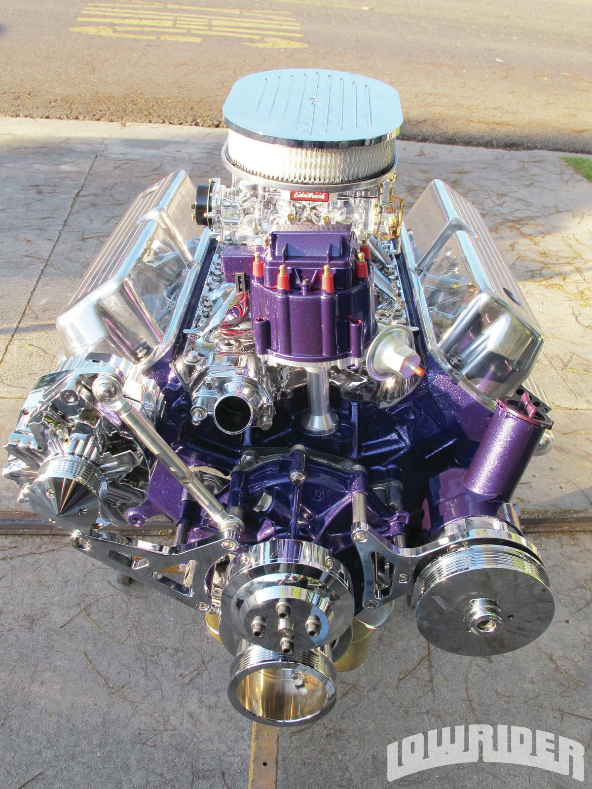 Impp Z Small Block Ford Windsor Build Completed