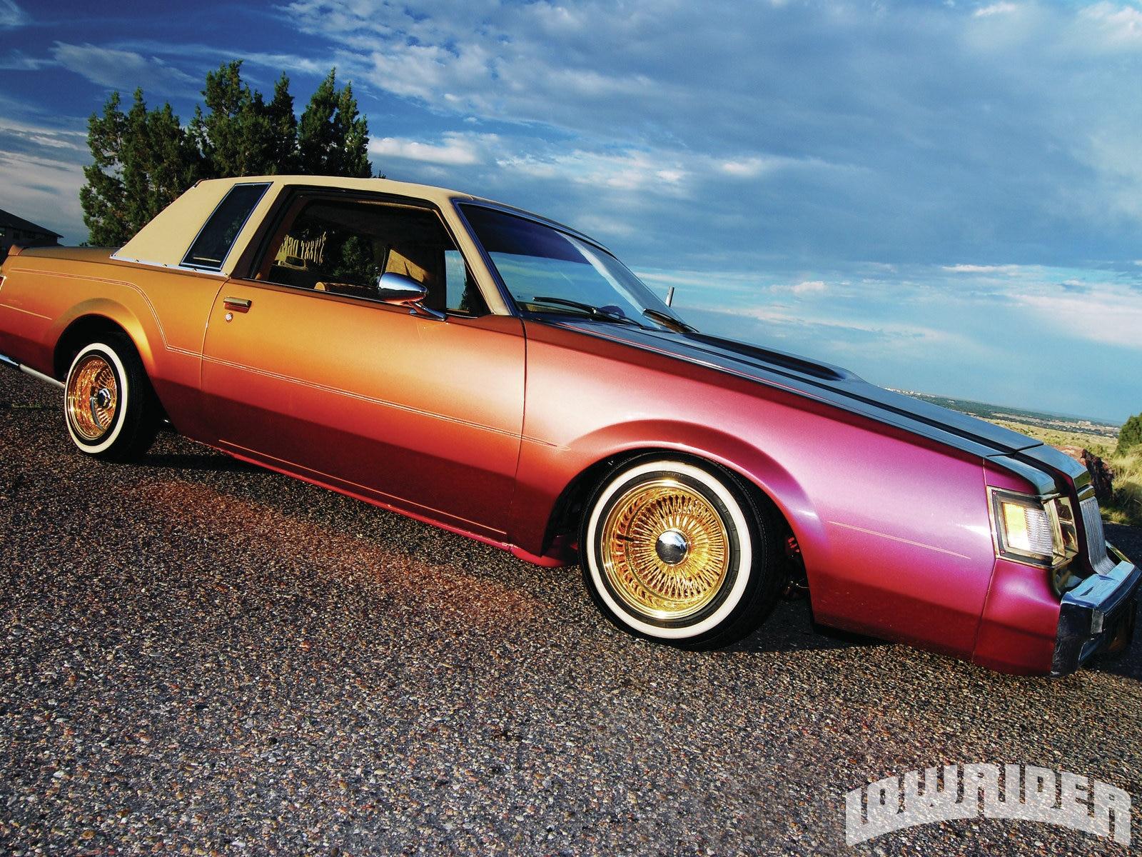 1984 Buick Regal - Lowrider Magazine