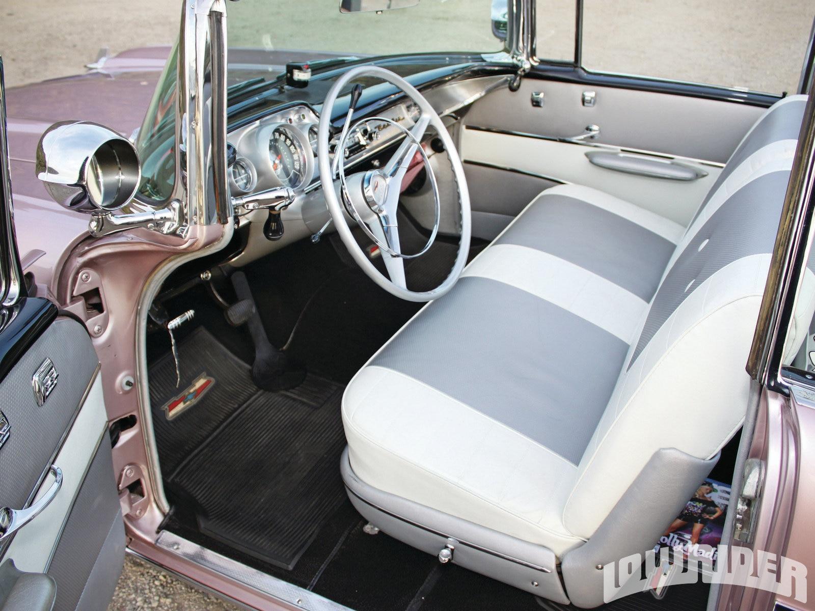 1957 Chevrolet Bel Air Convertible Lowrider Magazine