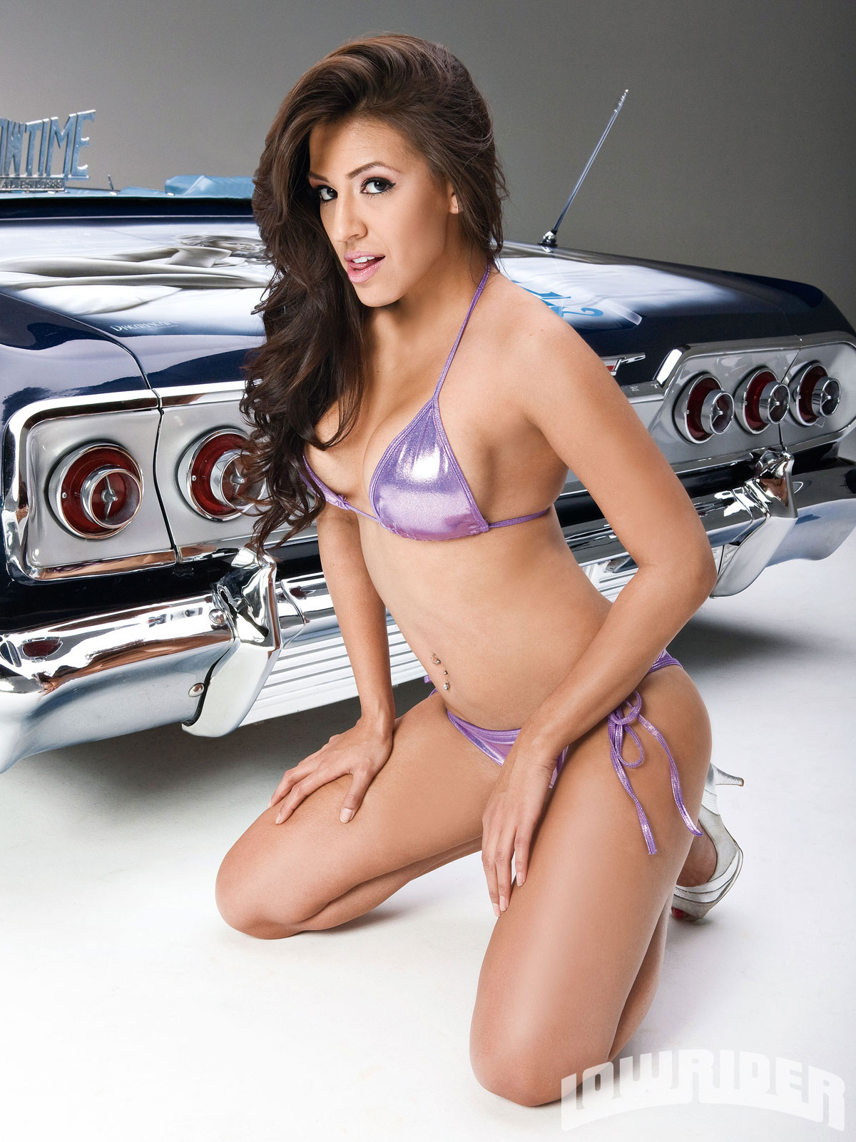 Topless Lowriders With Naked Girls HD
