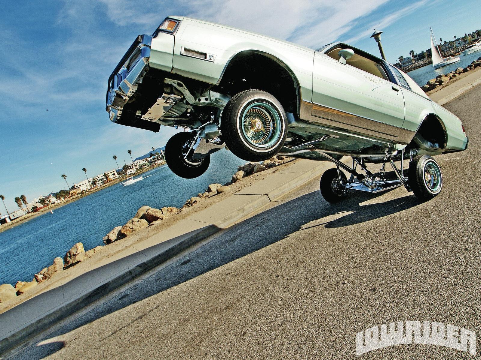 1986 Buick Regal - Back Bumper - Lowrider Magazine