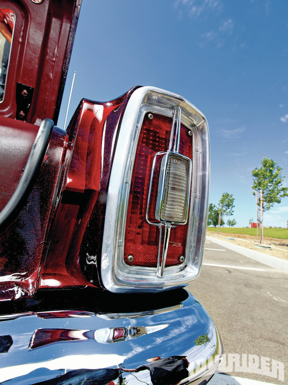 1966 Ford Fairlane 500 Lowrider Magazine