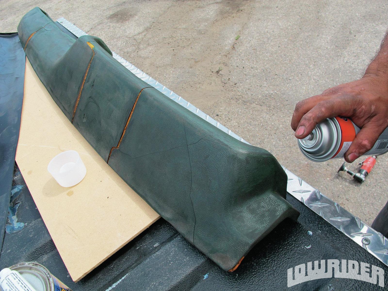 Molding Your Dash Pad - Lowrider Magazine