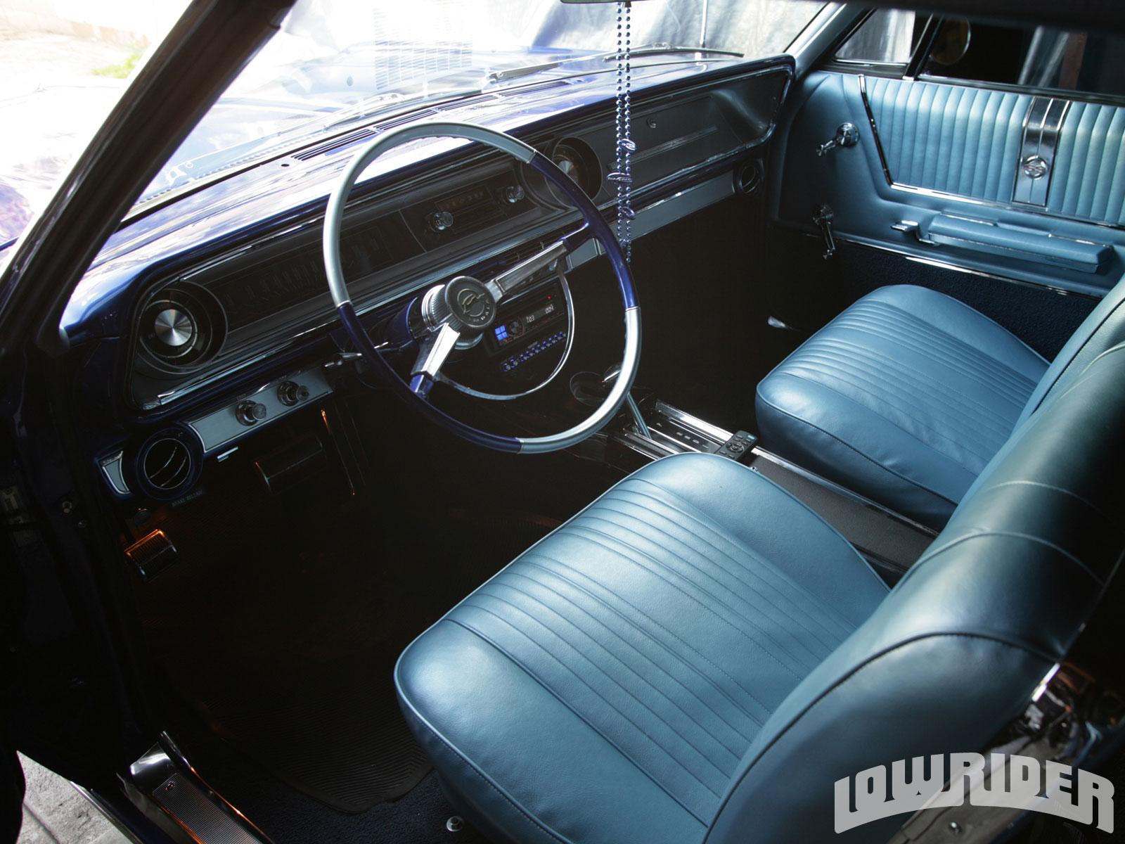 1965 Chevrolet Impala Lowrider Magazine Wiring Harness 16 20