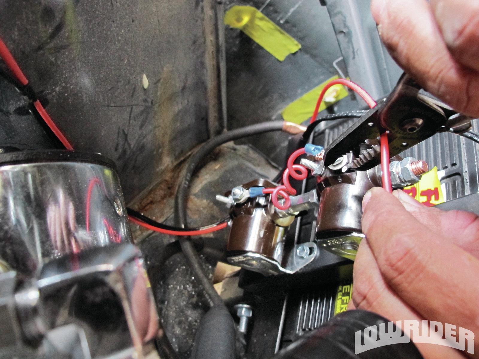 Black magic hydraulics set up lowrider magazine 3339 cheapraybanclubmaster Image collections
