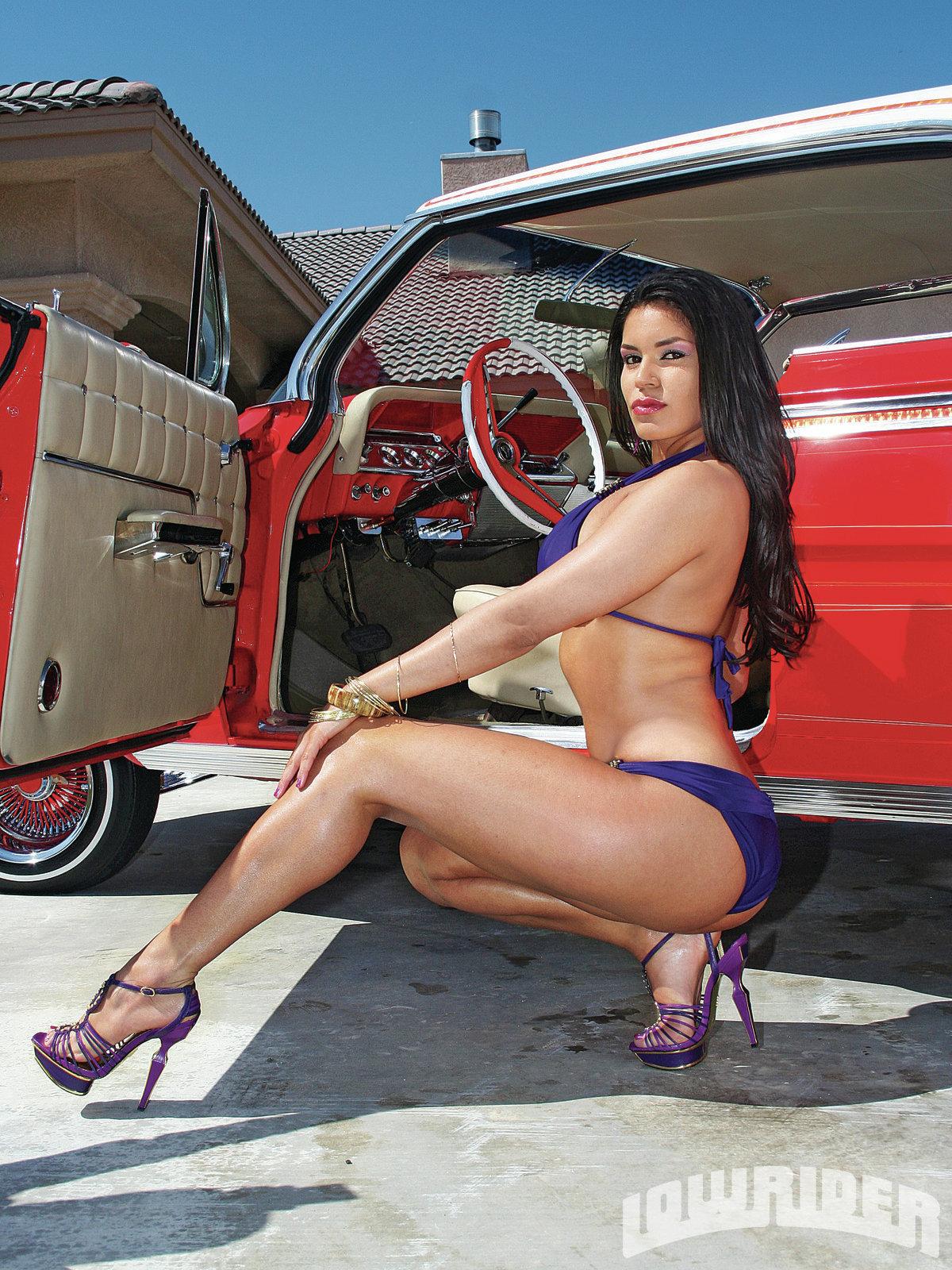 Gmc Las Vegas >> Beauties on the Block - November 2011 - Lowrider Girls