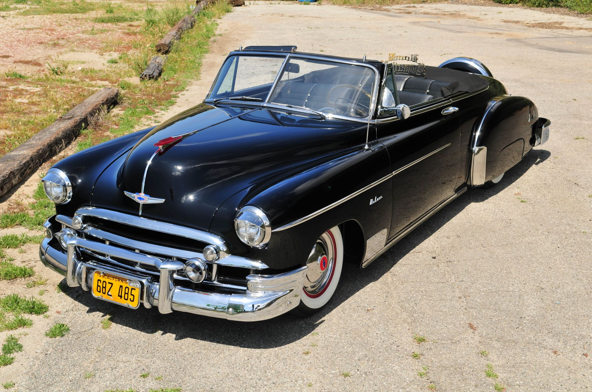 Used Chevy Trucks For Sale >> 1949 Chevrolet Convertible - Lowrider Magazine