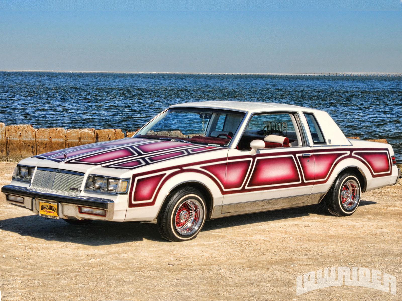 1984 Buick Regal Lowrider On The Blvd Lowrider Magazine