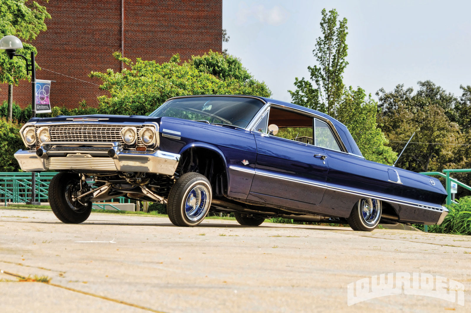 1984 Buick Regal - Lowrider on the Blvd - Lowrider Magazine