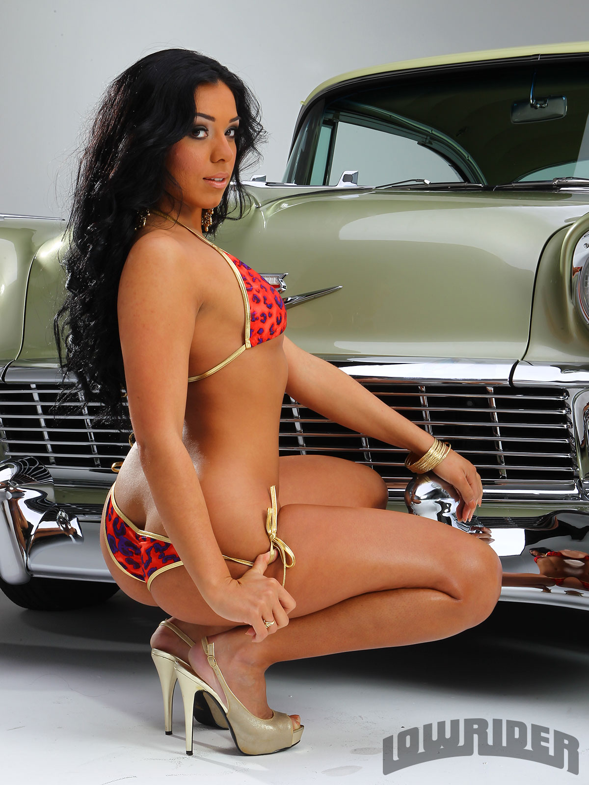 Pussy naked lowrider ladies young white