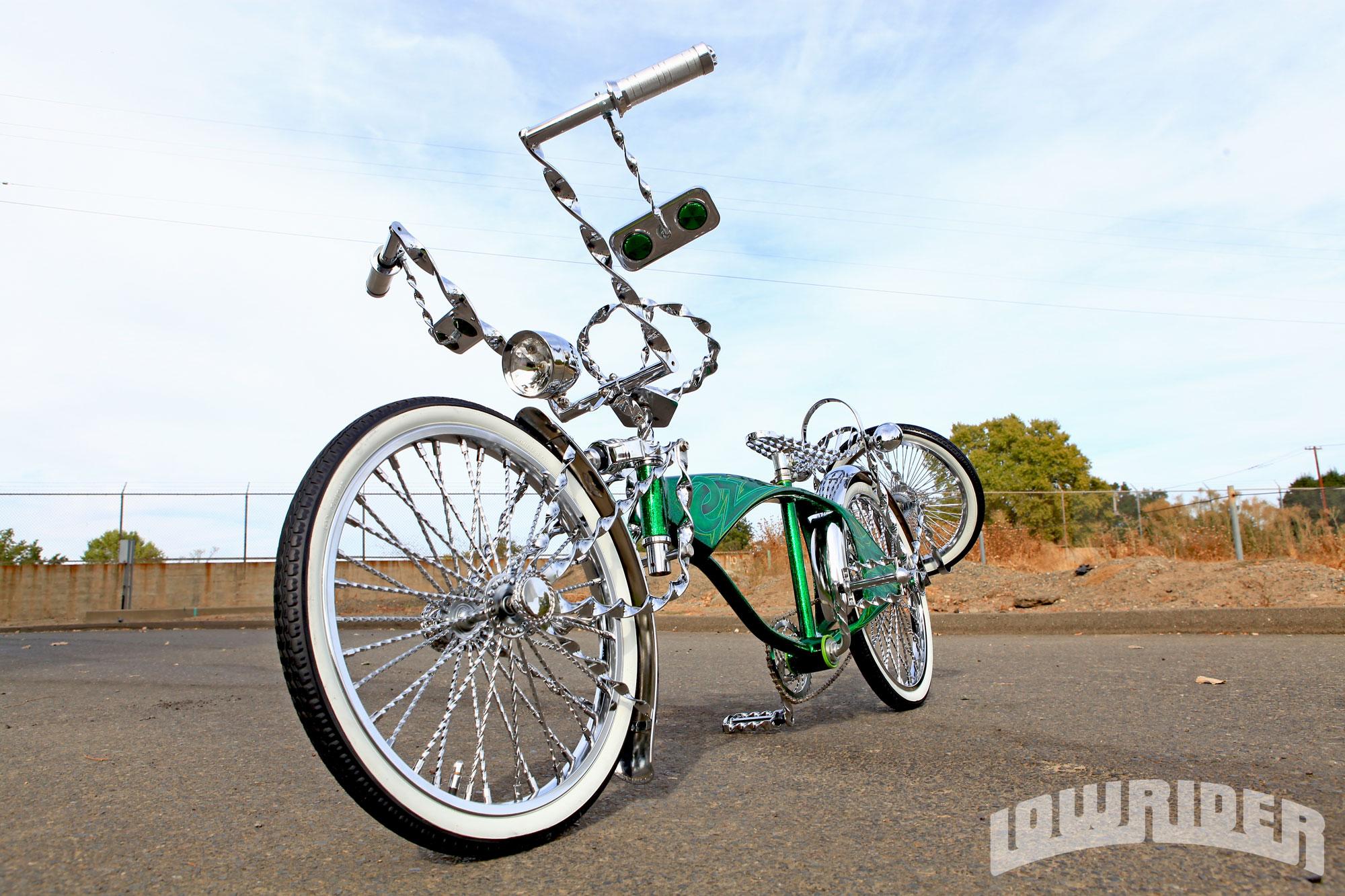 Adrian Hernandez S Lowrider Bicycle Li L Rascal