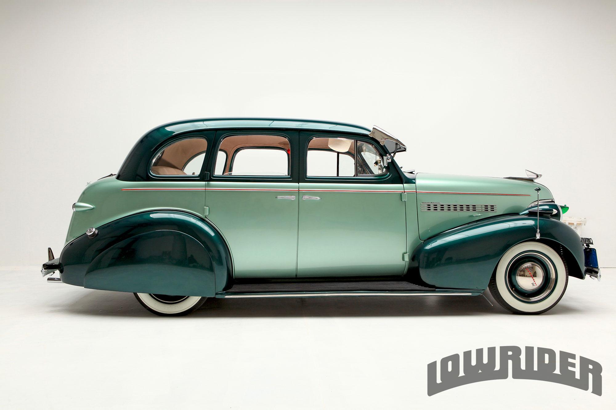 ac8f78098bb06 1939 Chevrolet Master Deluxe - Lowrider Magazine