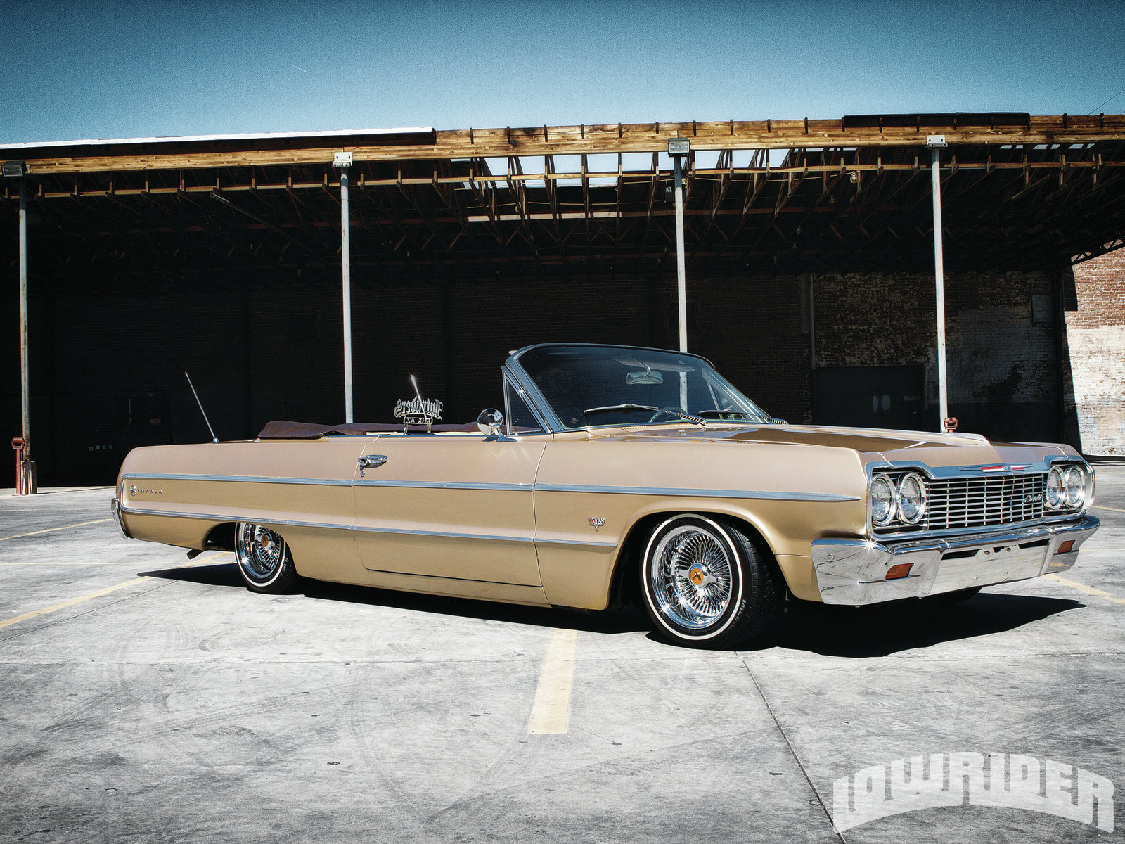 1964 chevy impala fuse box