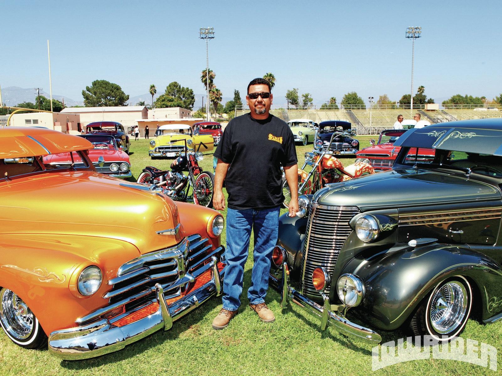 Oldies Car Club Lowrider Magazine