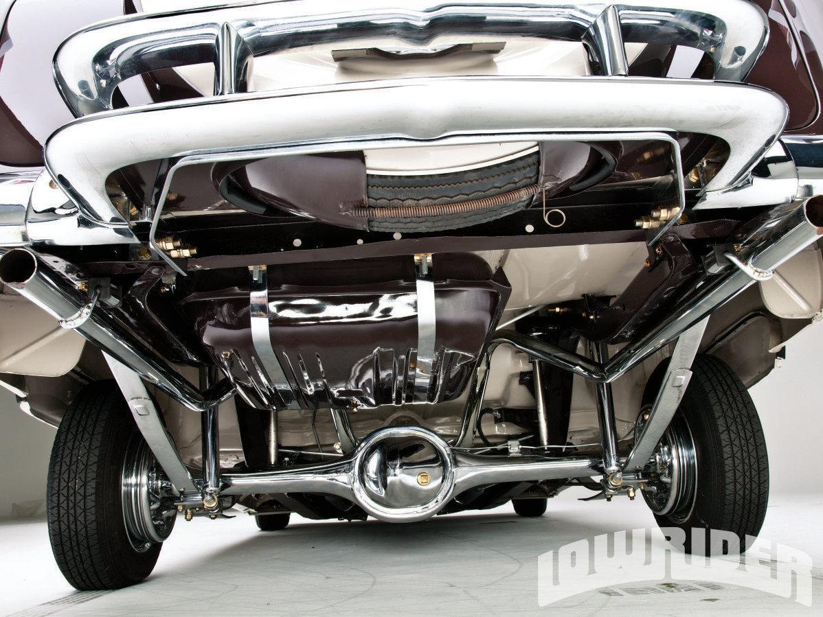 1955 Chevrolet Bel Air - Lowrider Magazine