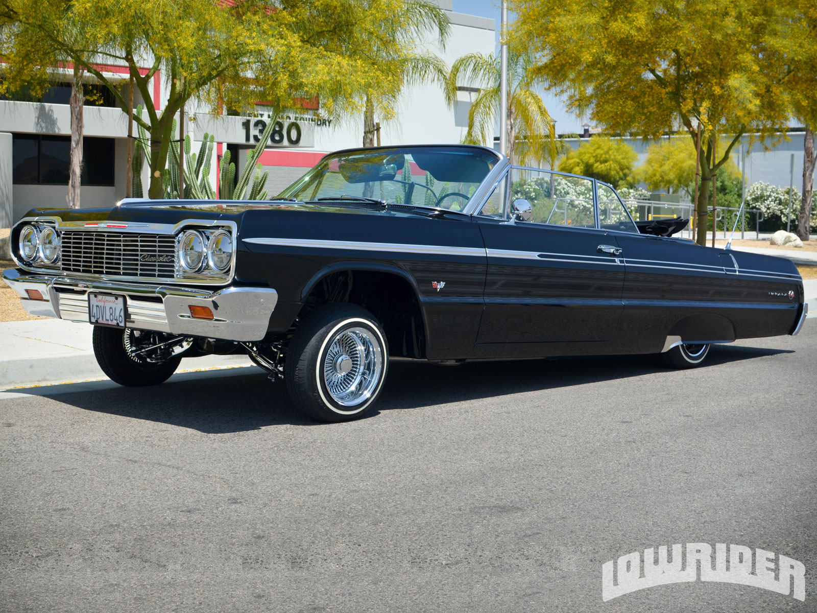 1964 Chevrolet Impala SS Rag Top - Lowrider Magazine