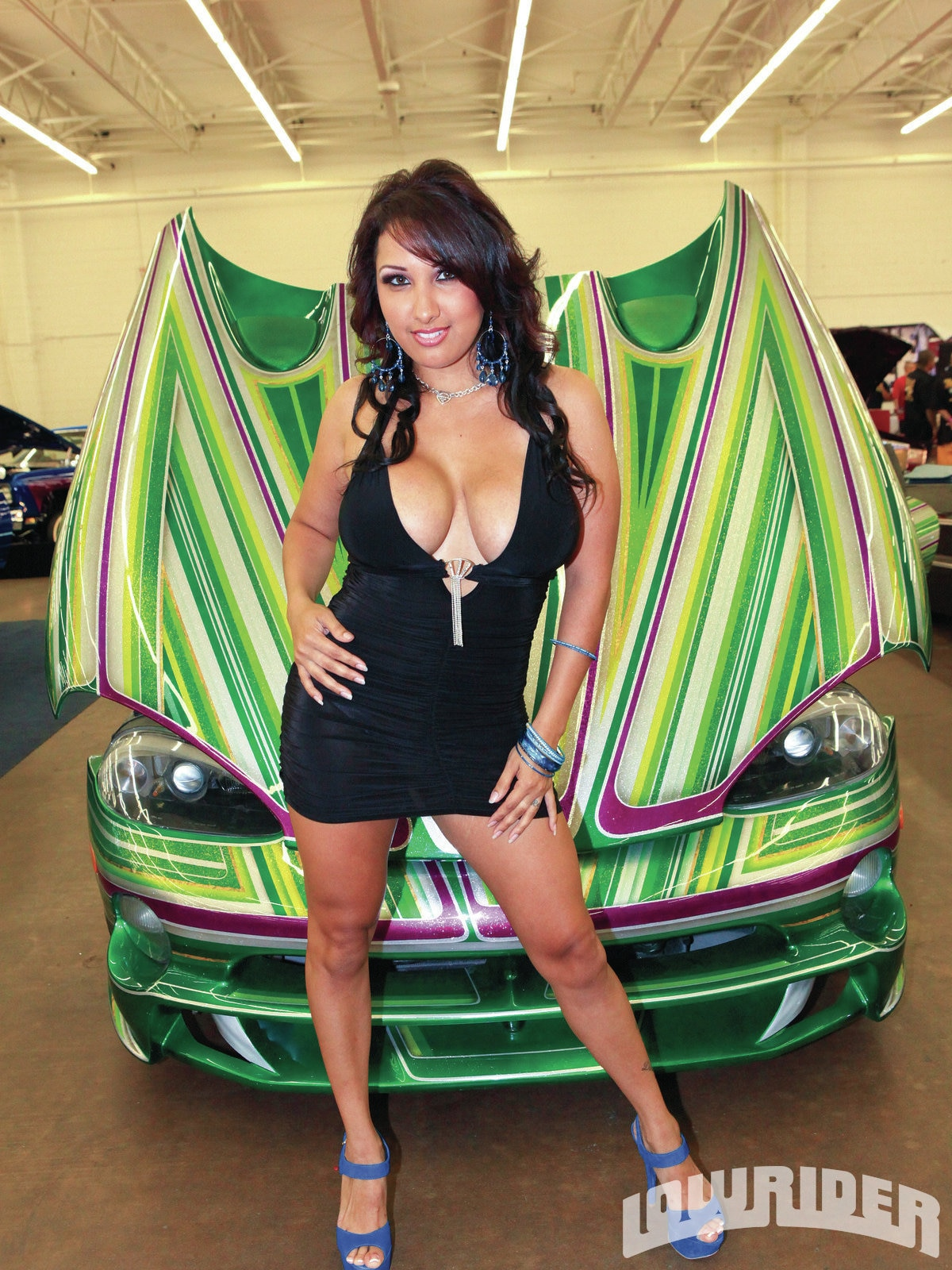 Lowrider bikini contest opinion