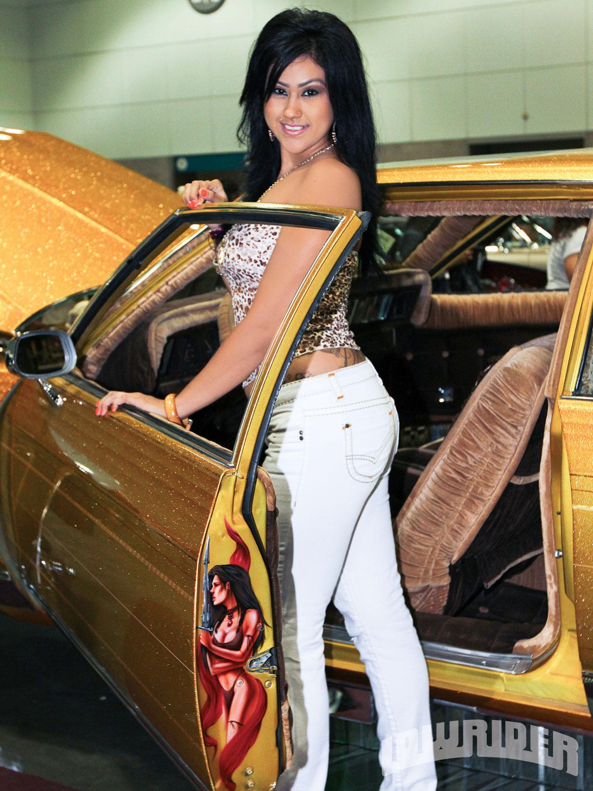 Lrmsobeautiesontheblockcarshowqueen Lowrider - Car show in san antonio tx