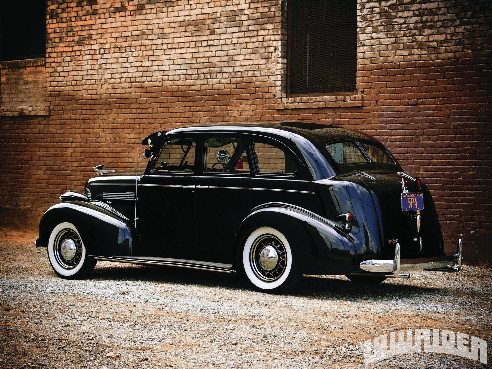 Car Fire Extinguisher >> 1939 Right-Hand Drive Chevrolet Sedan - Lowrider Magazine