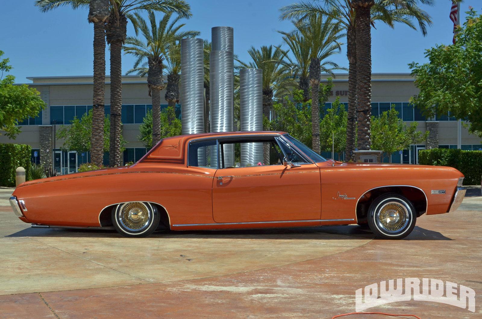 Impala 1968 chevy impala parts : 1968 Chevrolet Impala - Lowrider Magazine