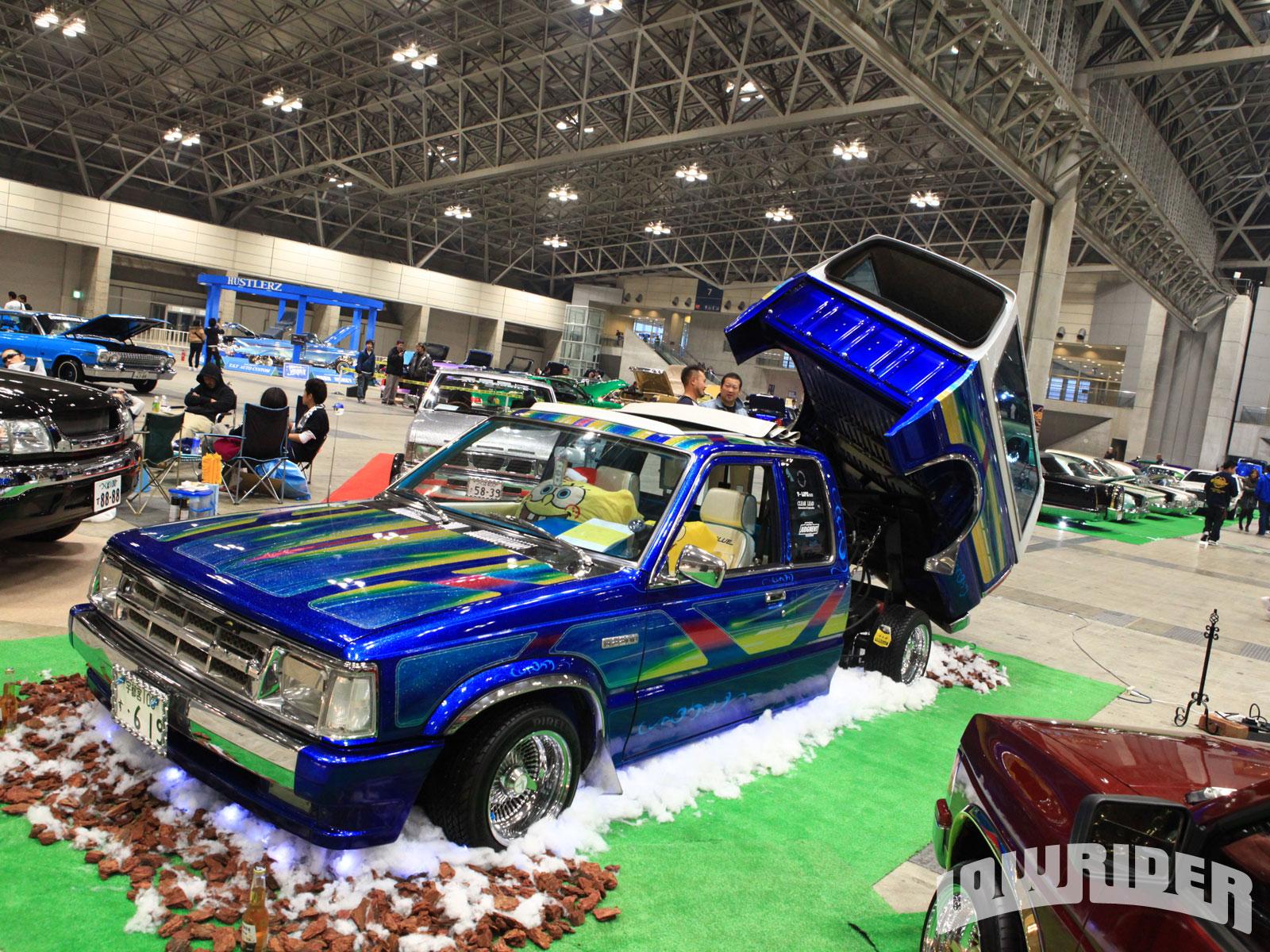 Japan Super Show Lowrider Magazine