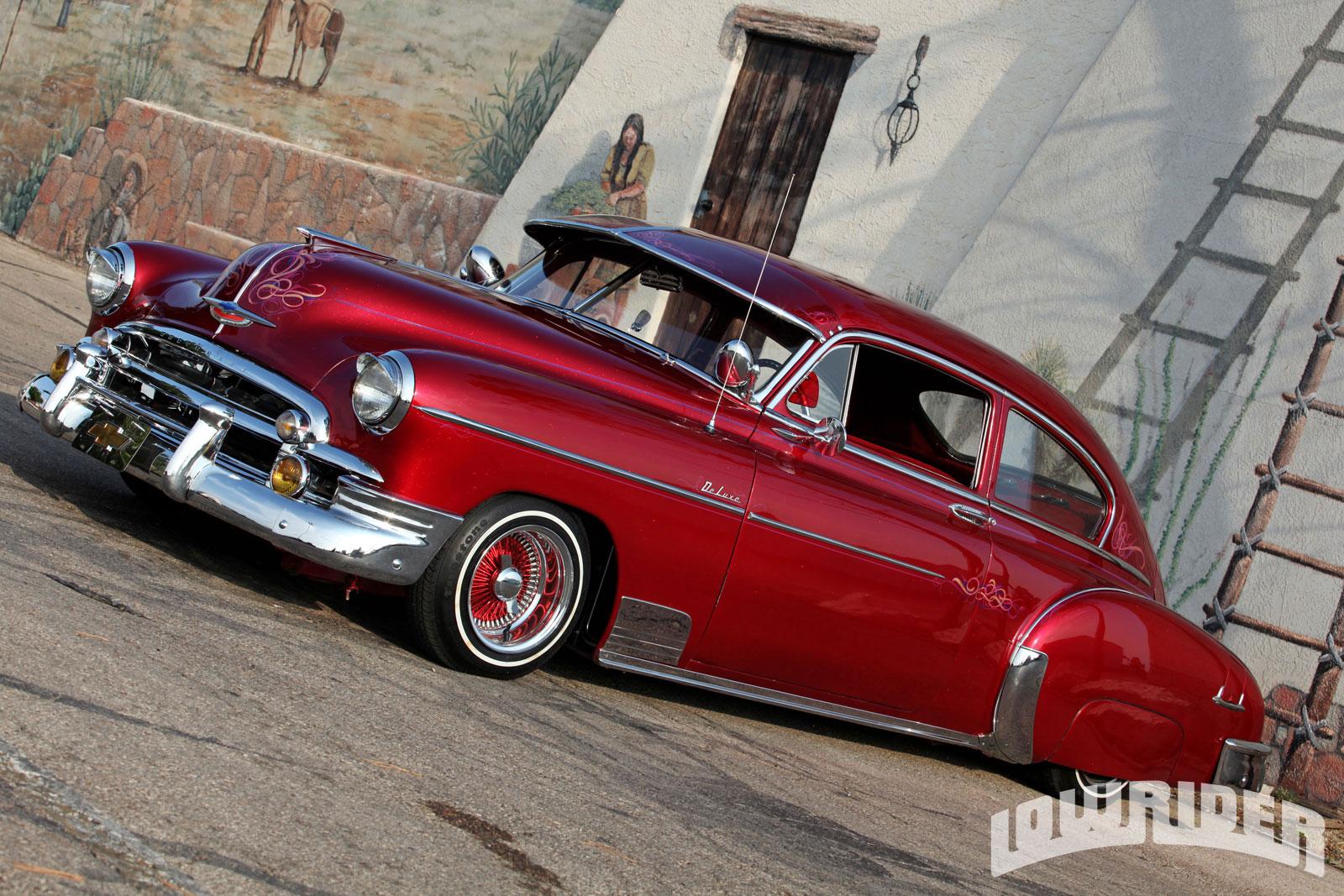 Chevrolet Fleetline Deluxe Auto Bild Idee 1951 2 Door 1950 Lowrider Magazine
