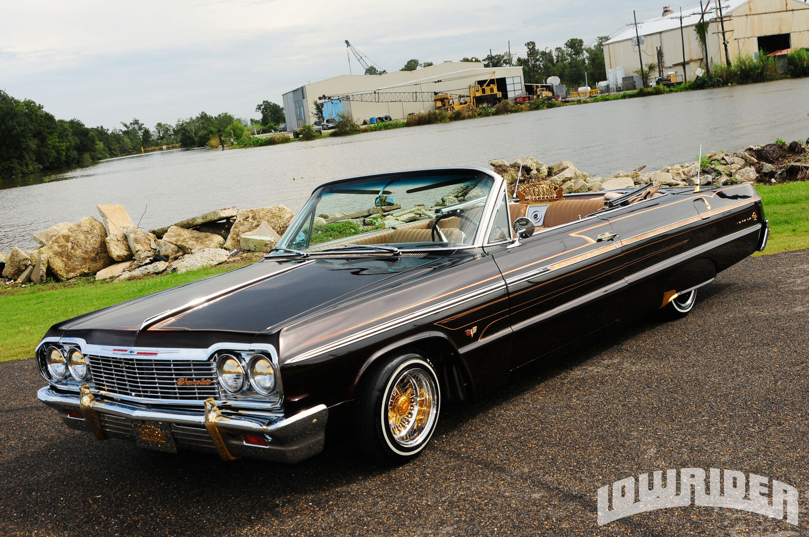 Chevy Impala Convertible Project Car For Sale