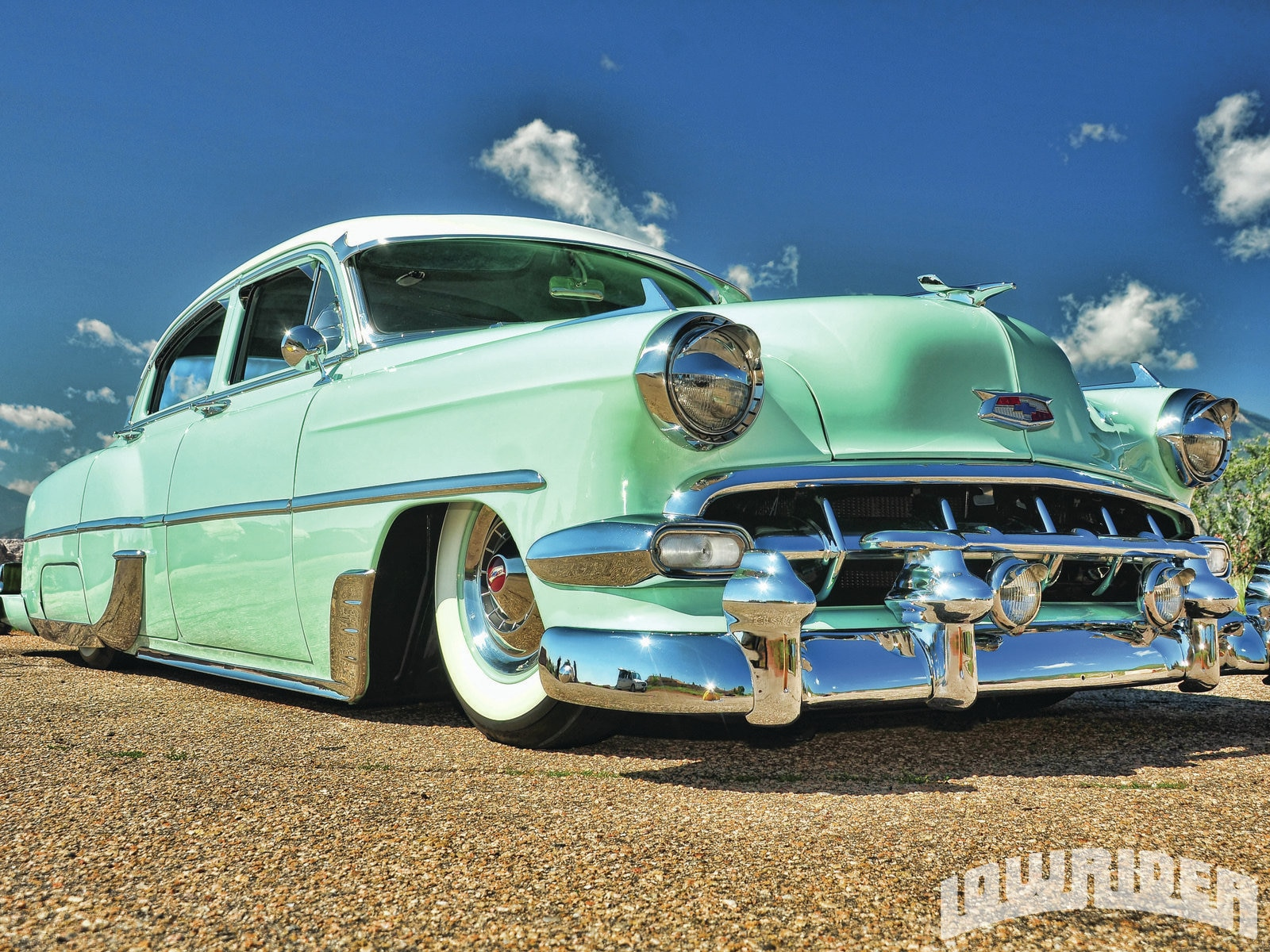 1954 Chevrolet 210 Lowrider Magazine